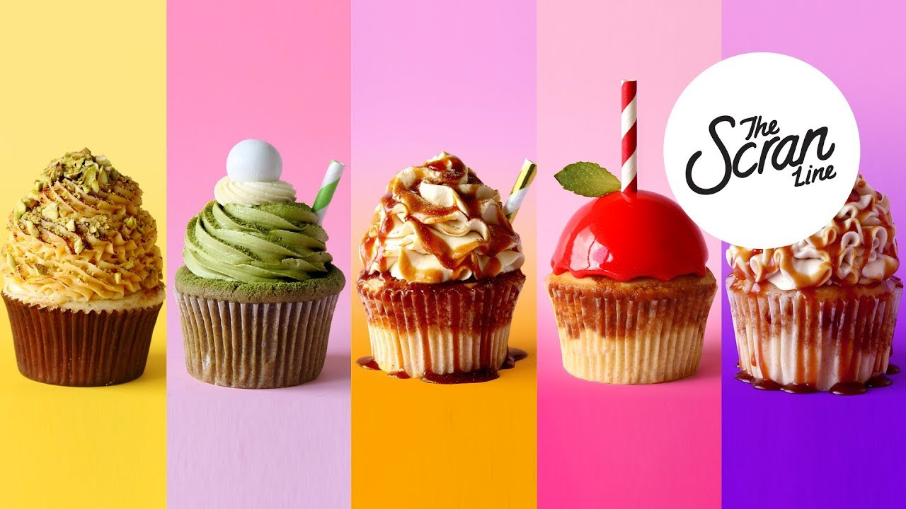 Fall Themed Wallpaper 5 Amazing Fall Autumn Themed Cupcakes In 5 Minutes The
