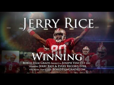 Jerry Rice - Winning