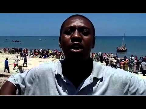 Bagamoyo Port Guide in Tanzania Africa.