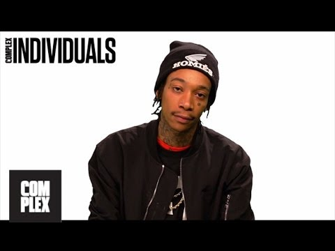 Wiz Khalifa On Getting Stoned With His Kid | Complex Individuals