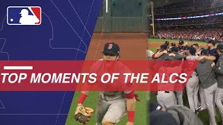Top 10 moments from the 2018 ALCS