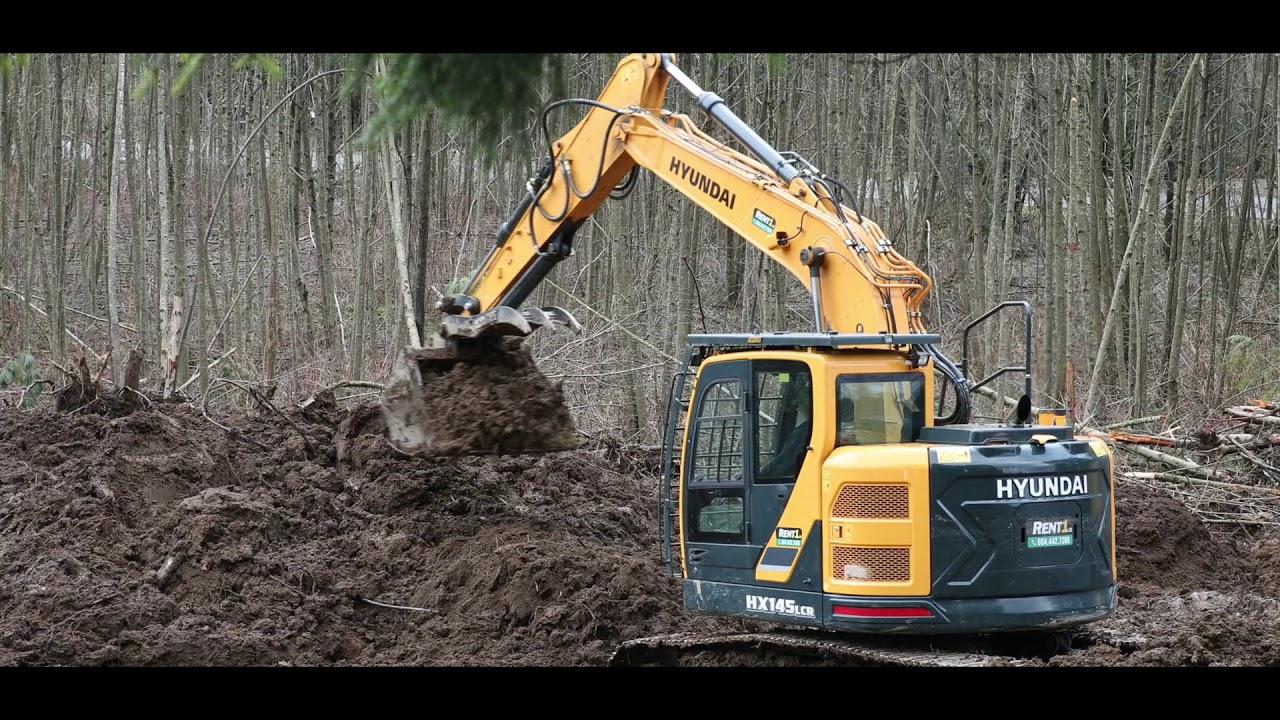 Rent a John Deere 50G Mini Excavator starting @ $365/day