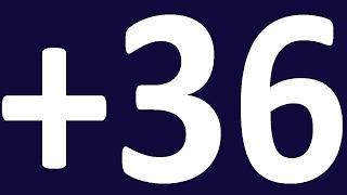 ПОЛНЫЙ УРОК 36 - ПРАКТИКА и УПРАЖНЕНИЯ. ГРАММАТИКА АНГЛИЙСКОГО ЯЗЫКА С НУЛЯ. АНГЛИЙСКИЙ ЯЗЫК. УРОКИ