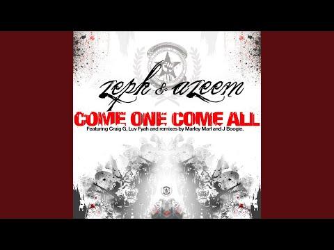 Come One Come All (Original Instrumental)