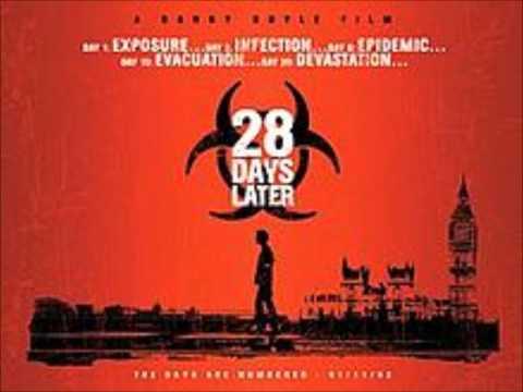 28 days later (dubstep remix)