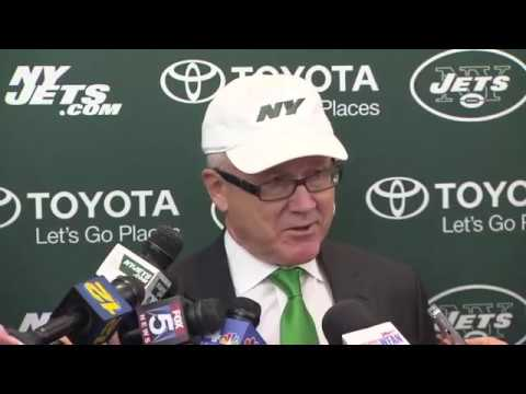 Jets owner Woody Johnson on keeping Todd Bowles