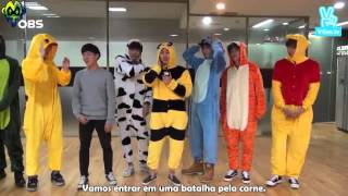 151021 Rising Idol MADTOWN Break Time EP 6 LEGENDADO PT-BR