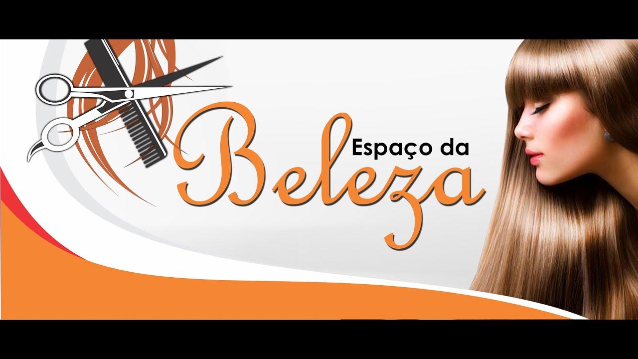 Criando Logo Salão De Beleza Youtube
