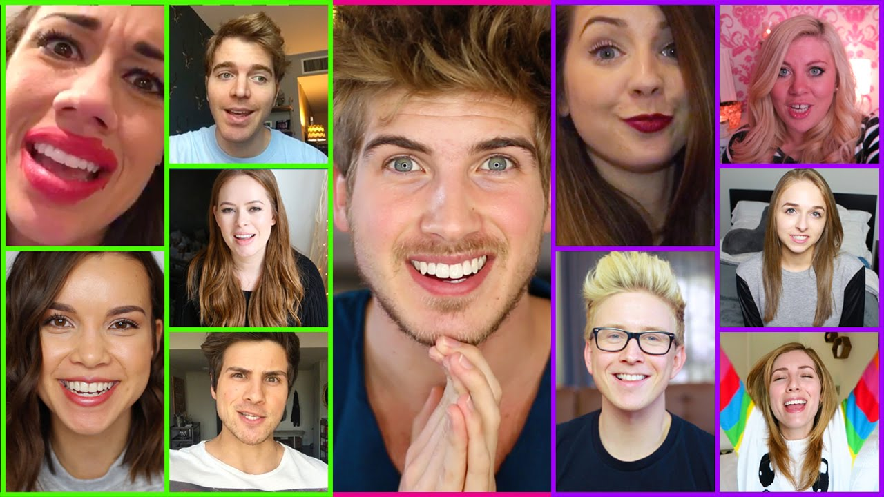 WORLD'S BIGGEST YOUTUBE COLLAB! - YouTube