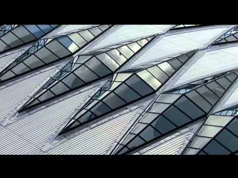 Architecture 09 of 23 Santiago Calatrava   Satolas  TGV