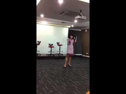 Lomba Karaoke Telkomsel Makassar By Okkykioo