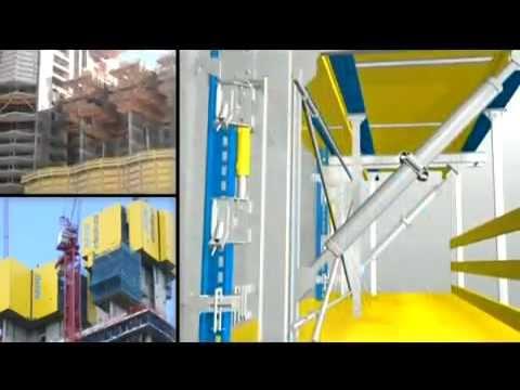 Mundimáquinas Angola: Doka - Concrete Formwork - Climbing Systems