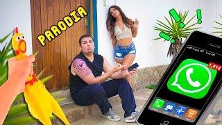 Parodia de Despacito - ESTÁ ESCRITO - FRANDA 2017 thumbnail