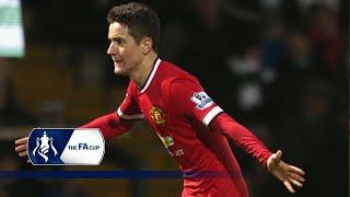 Yeovil 0-2 Man Utd - FA Cup Third Round | Goals & Highlights