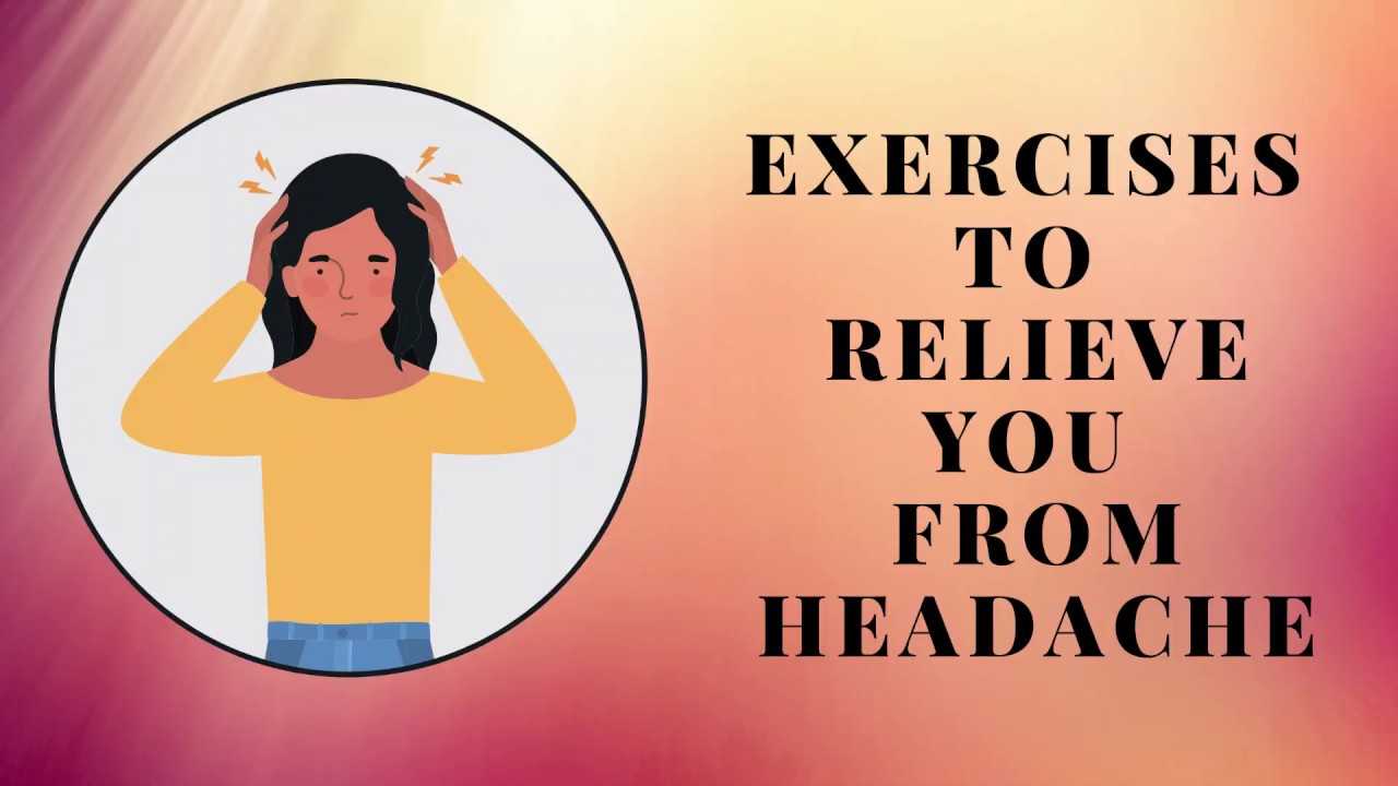 Yoga for Headache Relief (Headrolling exercises) - YouTube