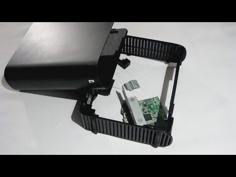 Opening A WD My Book External HDD Case Guide