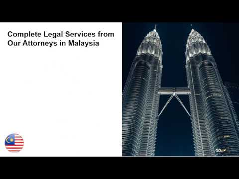 Legal Services in Malaysia