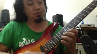 Hướng dẫn tập Câu solo Guitar Hard Rock để luyện ngón by Cao Minh Đức
