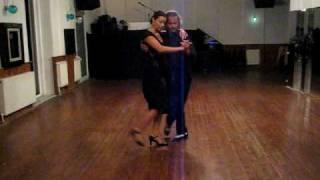 ertuğrul yılmaz ve nurcan özcan tango