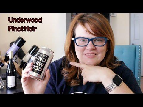 Wine Review: Underwood Pinot Noir