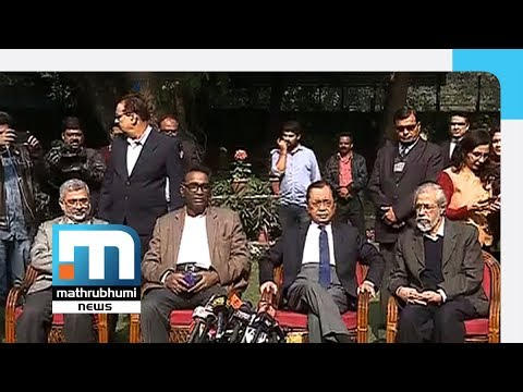 4 Supreme Court Judges Say Apex Court 'Not In Order'  Mathrubhumi News