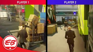 HITMAN 2: Official Ghost Mode (MULTIPLAYER DUAL!) Trailer - Warner Bros. | EB Games