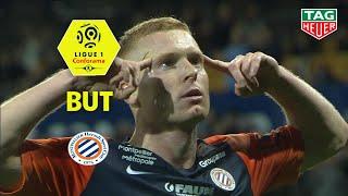But Florent MOLLET (83') / Montpellier Hérault SC - Stade Brestois 29 (4-0)  (MHSC-BREST)/ 2019-20
