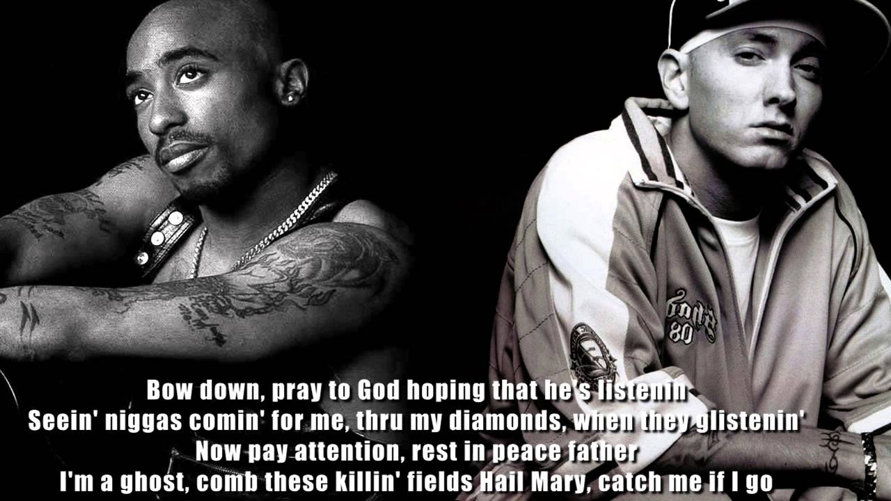 hail mary by tupac shakur a The late tupac amaru shakur has experienced a recent resurgence in news coverage this year when tupac goes to church 12/30/2016 03:24 pm et updated dec 30 in context, tupac's hail mary includes elements that, too, sing as a prayer.