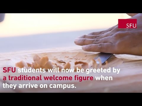 New Welcome Figure revealed at Simon Fraser University
