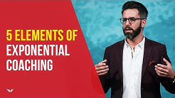 The 5 Elements to Exponential Coaching by Rich Litvin