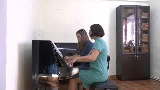 �������� ���� 39 Фортепианный ансамбль с Хурба   Бразильский карнавал ������