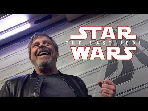 Download Youtube: Mark Hamill's Disneyland Star Tours Surprise