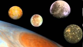 Electrical Scarring of Planets and Moons | Space News