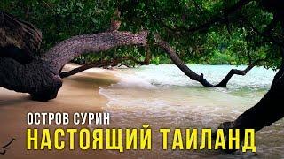 Остров Сурин #2 - Прыгаю с Тарзанки, лучший Подводный мир в Тайланде