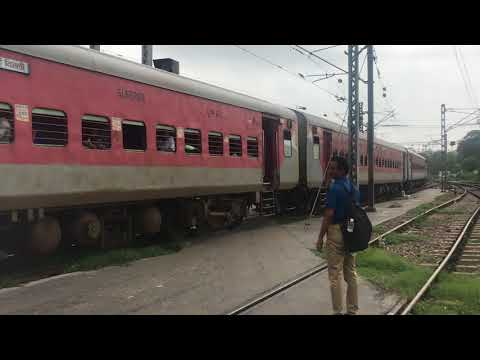 12398 Mahabodhi Express depart from new delhi