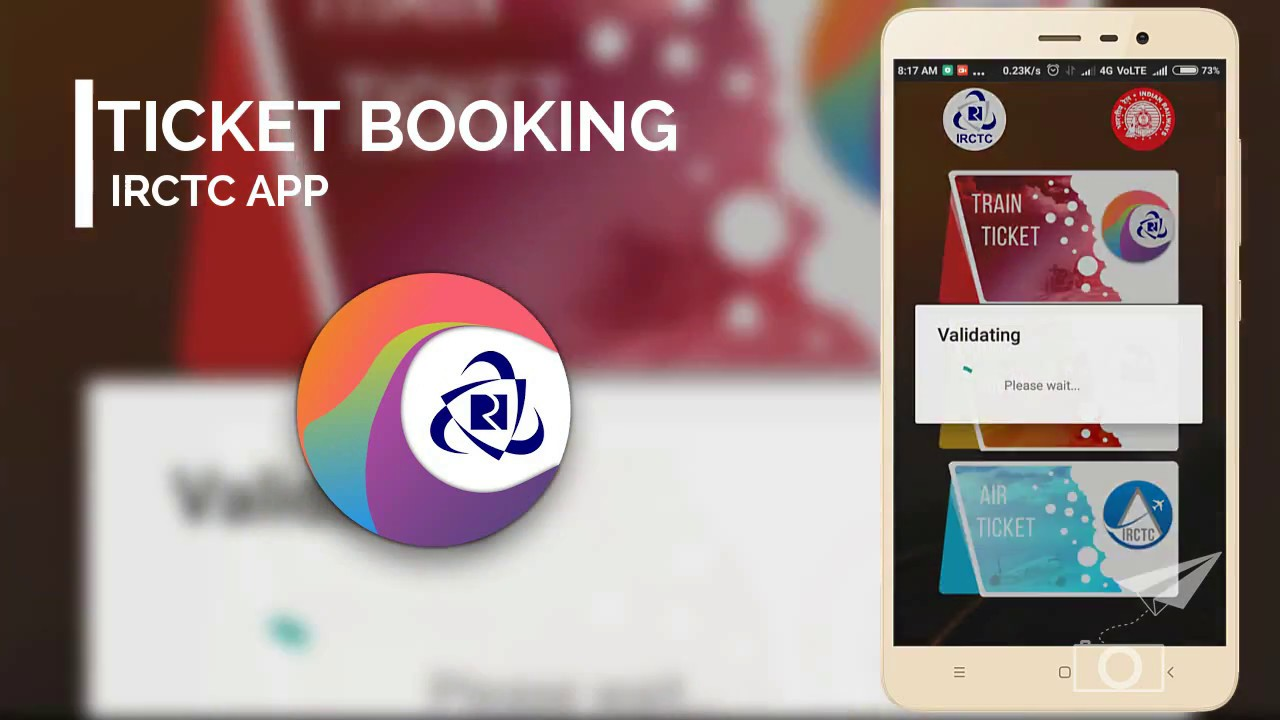 Top 3 Indian Railway IRCTC Android & iOS Apps 2017