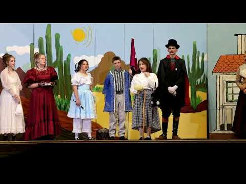 Shakespeare Goes to Gravel Gulch Live@Applewood Christian School