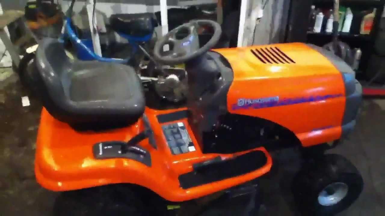 New 2003 Husqvarna Lawn Tractor Youtube