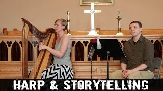 "Harp with Storytelling | ""The Maiden on the Shore"" 