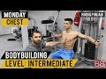 Monday: Complete Chest Workout! (hindi   Punjabi) video