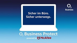 o2 Business Protect powered by McAfee