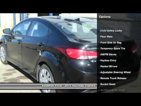 2015 Hyundai Elantra Brandon MB 146610
