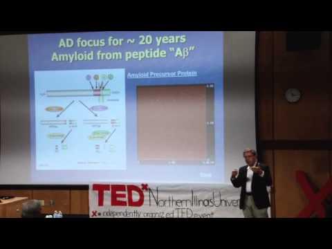 Everybody talks about Alzheimer's disease | William Klein | TEDxNorthernIllinoisUniversity