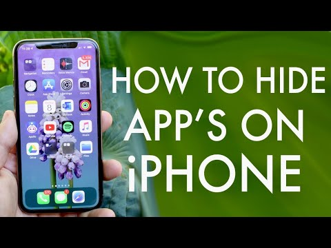 How to Hide Apps on iPhone or iPad (No Jailbreak).