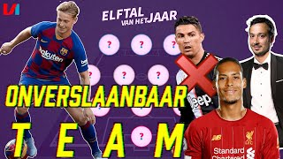 Het Elftal Van Het Jaar 2019: Ronaldo Grote Afwezige, Liverpool Hofleverancier, Twee Nederlanders!