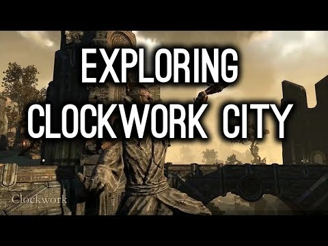 Exploring Clockwork City on the PTS