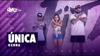 Única - Ozuna | FitDance Life (Coreografía) Dance Video
