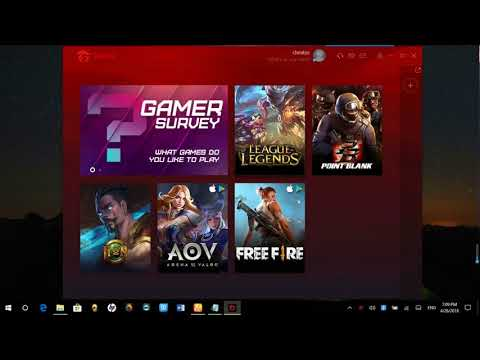 Steps To Install LOL In Garena Manually
