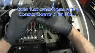 VW A4: Radiator Fans not coming on (check the simple stuff first) thumbnail