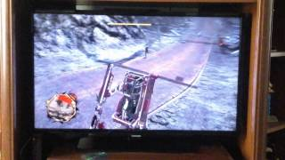 Red Faction Guerrilla xbox 360 how to get a tank